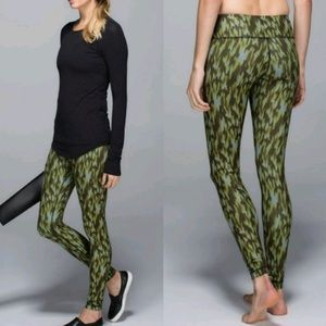 Lululemon Wunder Under Full On Luxtreme Pants